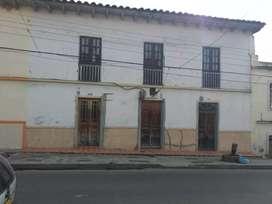 Se vende casa lote barrio obrero