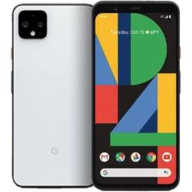 Google Píxel 4xl o Cambio  Desbloqueado libre mundialmente