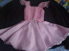 Usado, Hermoso vestido para niña primera comunión u ocasión especial segunda mano  Jardines Del Cabo