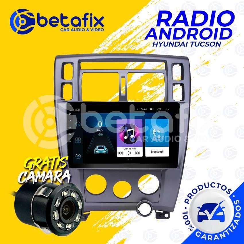 RADIO ANDROID PARA HYUNDAI TUCSON 2009-UP GPS BT USB WIFI BETAFIX DESDE 0
