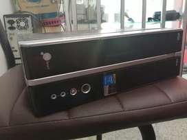 CPu completa monitor teclado y mouse