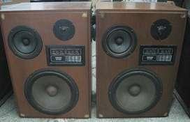 Bafles Sansei Ss600 Originales Exc Est Y Sonido En Martinez