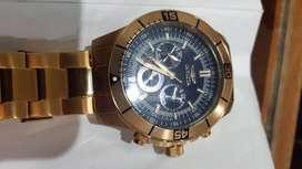 Reloj Invicta cronografo - colección