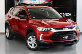 CHEVROLET TRACKER MT 1.2 MT 2021