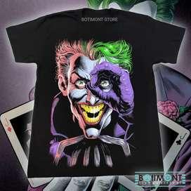 Camiseta Joker, Wason caricatura, Batman DC comics