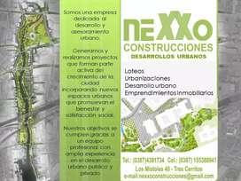 Construcción y desarrollo urbano