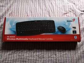 Genius Teclado Mouse