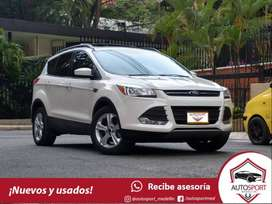 Ford Escape full equipo - Financiamos fácil