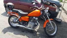Moto Honda Rebel  250cc