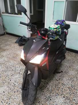Vendo Kimco rocket 125 2016