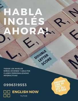 Aprende Ingles ya! Curso de Ingles de todas las Edades