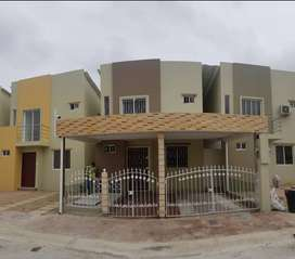 alquiler casa en cdla olimpo via a la costa sector chongon