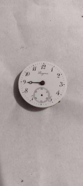 Maquina Reloj Longines Usada Sin Funcionar