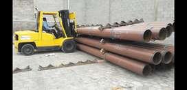 Vendo montacarga hyster h110xm de 5 toneladas