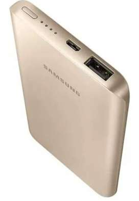 Cargador Portatil Samsung. Ultra Fast Battery Pack 10000 Mah