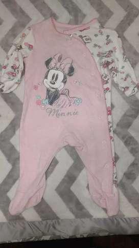 Enterito ropa bebé beba recién nacido marca Disney