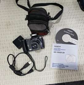 Camara Olympus Lens 18x SZ10 SZ20