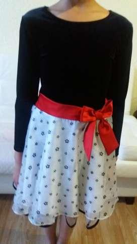 Vestido para Niña Talla 6