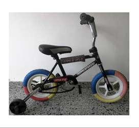 Bicicleta Litle Star Niñ@