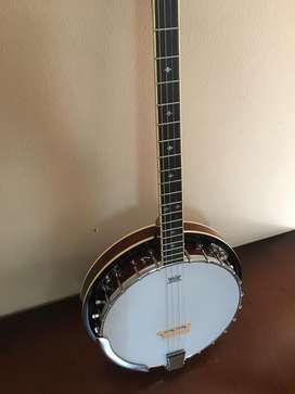 Banjo Denver 4cuerdas