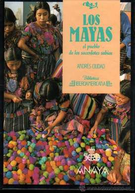 Los Mayas El Pueblo de Los Sacerdotes