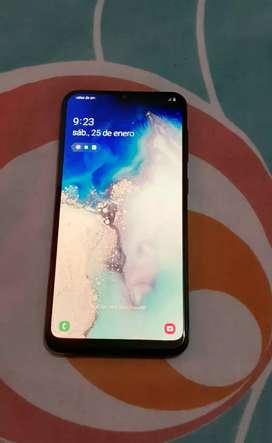 Vendo celular nuevo, Samsung A20 de 32gb