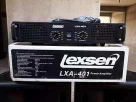 Potencia Lexsen LXA 401