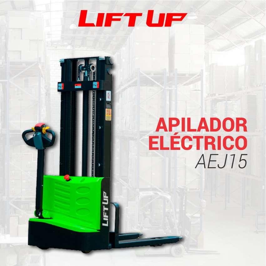 APILADOR ELECTRICO H.ABORDO 1000 KG 0