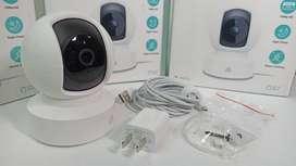 TP-LINK Kasa Indoor Mejor Cámara de Seguridad para el Hogar Compatible con Google Assistant y Amazon Alexa y nube gratis