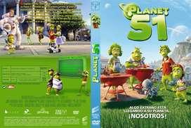 DVD INFANTILES FUTURISTAS