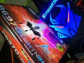 tarjeta video grafica MSI r6970 lightning DDR5 2gb