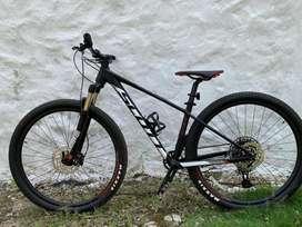 Bicicleta scott rin 29
