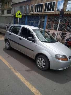 Se vende Chevrolet Aveo five