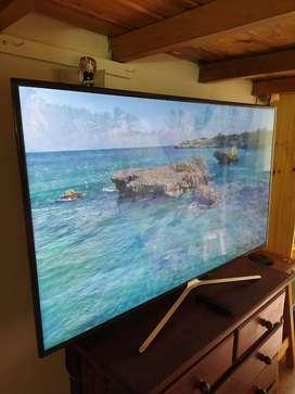 Tv Led Samsung 55 Pulgadas Qled Flat 4k
