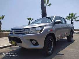 Toyota Hilux SR 2016 Mecanica 4x4 Full $26300