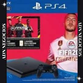 Venta de PS4 y FIFA 20