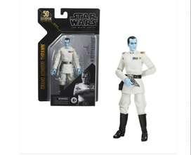 Figura De Acción Starwars Gran Almirante Thrawn