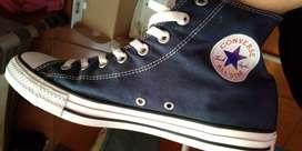 Zapatillas Converse All Star Hi Navy