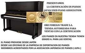 PIANO VERTICAL YAMAHA - KAWAI PIANO
