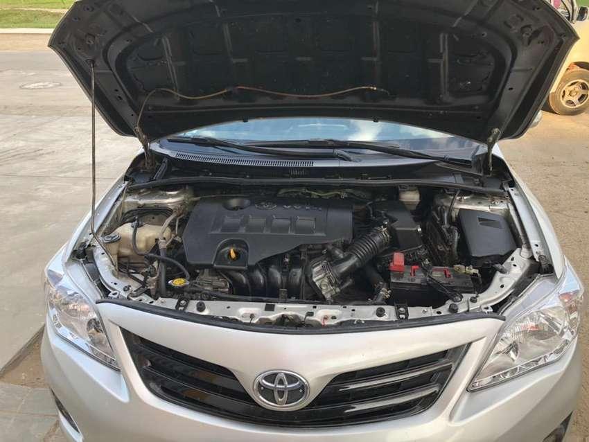 Toyota corolla 2013 0