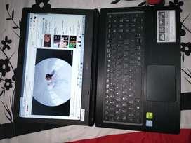 Vendo Portátil Acer Gamer