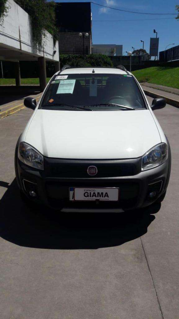 FIAT STRADA WORKING 1.4 DC okm 2018!!! 0