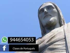 TACNA-CLASES DE PORTUGUES - TACNA- SOLAMENTE VIRTUAL
