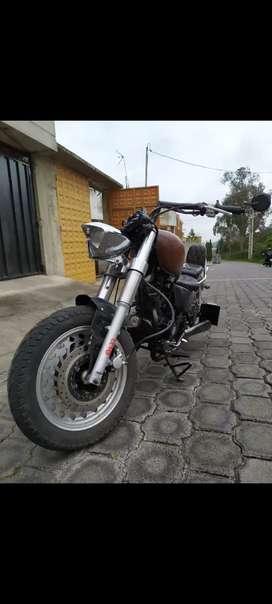 Motocicleta bobber