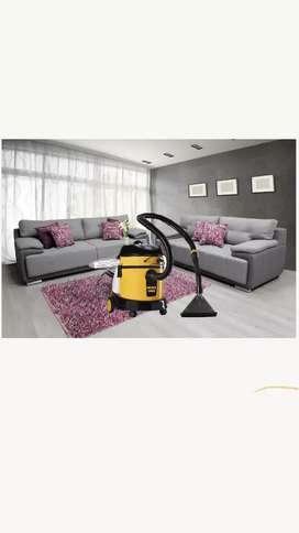 Lava Aspiradora Inyectora Nueva lava y Aspira sofás, colchones, cortinas, tapicería, vehículo.Lavaspiradora profesional