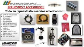 ACCESORIO Y REPUESTOS PARA ALINEADORES HUNTER en repuestos/accesorios