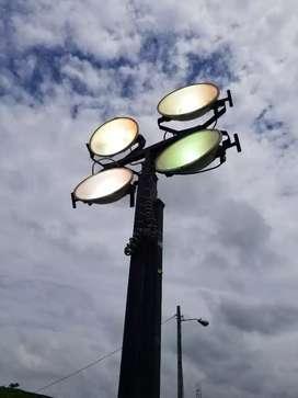Torres de iluminaciòn 4000 w himoinsa