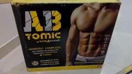 AB TOMIC body crunch