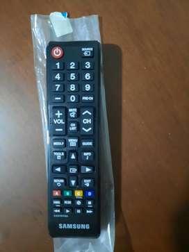 Vendo control TV samsung Nuevos