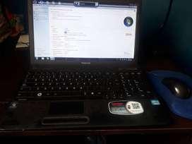 Notbook Toshiba Procesador i3